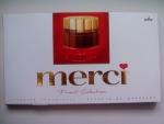 Шоколадные конфеты Mersi