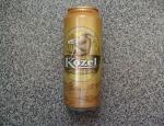 "Пиво ""Velkopopovický Kozel"""