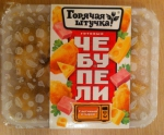 """Чебупели """"Горячая штучка"""" с ветчиной и сыром»"""