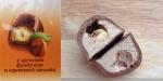 Шоколадные конфеты Alpen Gold с цельным фундуком в кремовой начинке