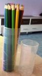карандашики в целости и сохранности