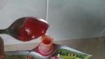 Кетчуп в ложке