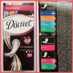 Ежедневные прокладки Discreet