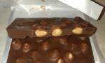 Цельные лесные орехи в шоколаде