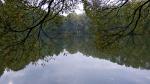 озеро в Измаиловском парке