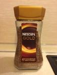 Банка Nescafe Gold 95 г