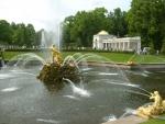 фонтаны...