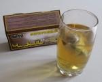 Фито-чай Мочегонный Ника-Фарм - заваренный