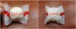 конфета в упаковке с разных сторон