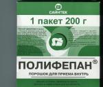 Надпись на картонной упакове с препаратом
