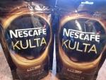 Мои запасы кофе Nescafe Kulta
