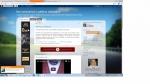 Скрин блога на блогспот