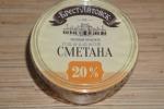 """Сметана""""Брест-Литовская"""", 20 %"""