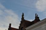 Мистические крыши города Брюгге.