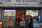 Магазин сыров.