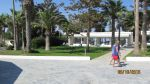 домики на пляжк