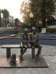 Самый новый памятник в Туле