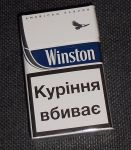 Сигареты Winston lights Blue