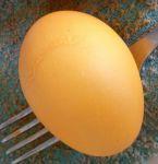 окрашенное яйцо