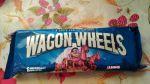 Синяя упаковка Wagon Wheels (с джемом)