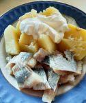 Селёдка с картошкой