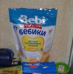 Упаковка печенья Бэбики
