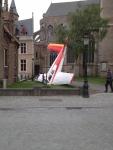 Памятник Второй мировой войне в Брюгге