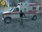 Игра Grand Theft Auto 3 для iPad - угоняем скорую