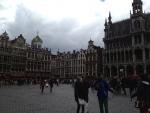 Центральная площадь Брюсселя (Гранд Пляс)