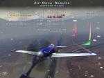 Авиасимулятор Breitling Reno Air Races для iPad - таблица с результатами игры