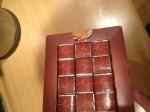 Кубики молочного шоколада с миндалем O`Zera
