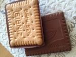 Печенье с молочным шоколадом Bahlsen