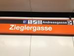 Название станции в метро (Вена)