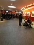 Билетные кассы на колесо обозрения в Пратере (Вена)