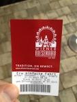 Билеты на колесо обозрения в Пратере (Вена)