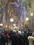 Внутри Собора Святого Стефана (Вена)