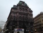 Дом на центральной площади Вены