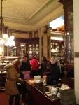 Интерьер кофейни Demel (Вена, Австрия)