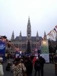 Ратуша в Вене (Rathaus)