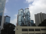 Знаменитые башни с коалами в Гонконге