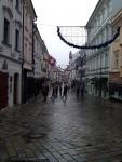 Центральная улица в Братиславе