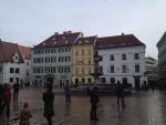 Центральная площадь в Братиславе