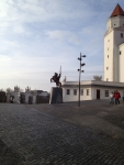 Замок Братиславский Град