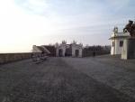 Территория замка Братиславский Град