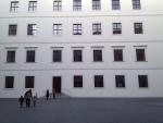 Внутри замка Братиславский Град