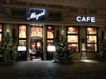 Фасад Cafe Mozart (Вена)