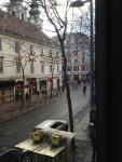 Улица Марияхильферштрассе днем