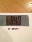 Дисплей весов Bosch PPW3100