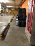 Массажное кресло на мойке в ТК Западный