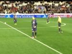 Златан Ибрагимович на Mestalla Stadium